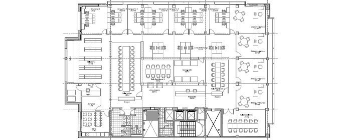 Dise o de oficinas arquitectura de oficinas for Oficinas arquitectura