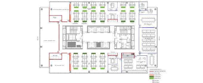 Dise o de oficinas arquitectura de oficinas for Arquitectura de oficinas